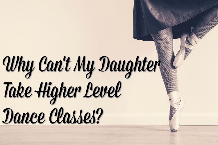 higher level dance classes